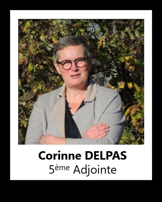 Corinne DELPAS