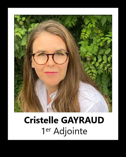 Cristelle GAYRAUD
