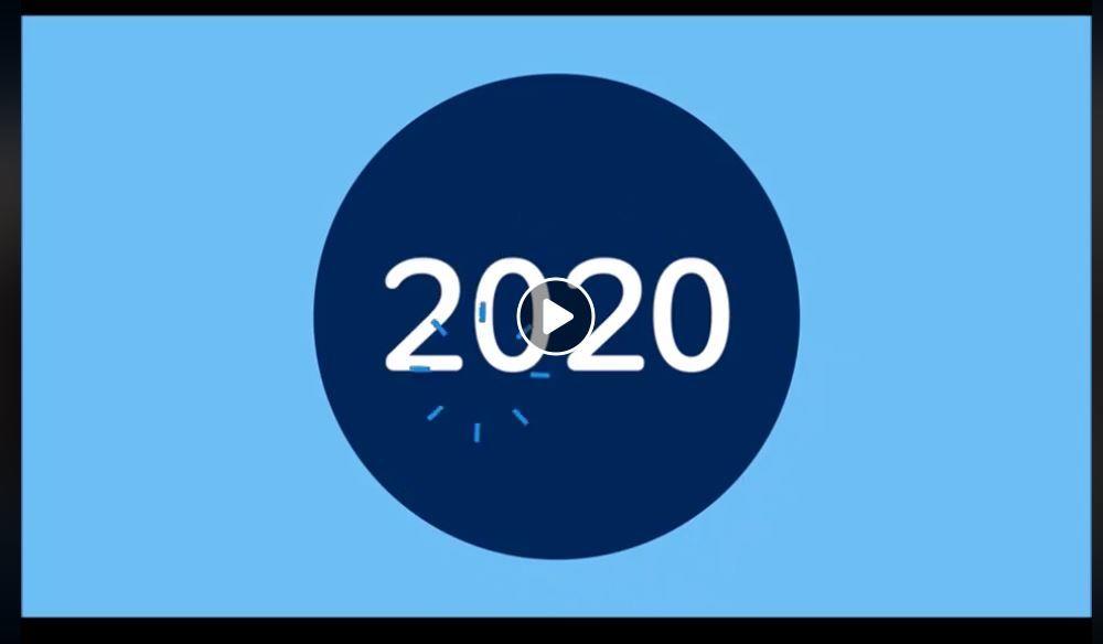 2020- Voeux