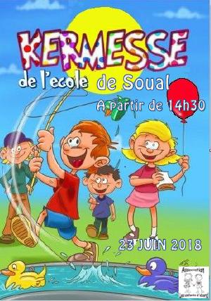 Kermesse école 2018