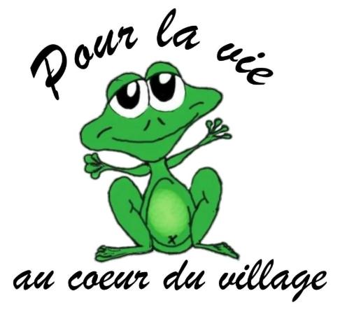Logo Pour la vie  au cœur du village