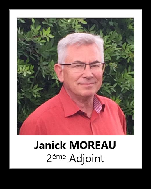 Janick MOREAU