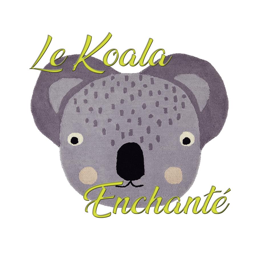 Koala enchanté