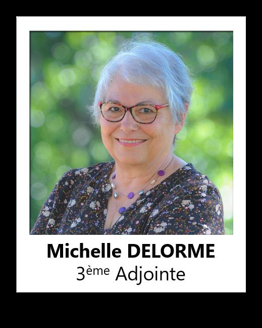 Michelle DELORME