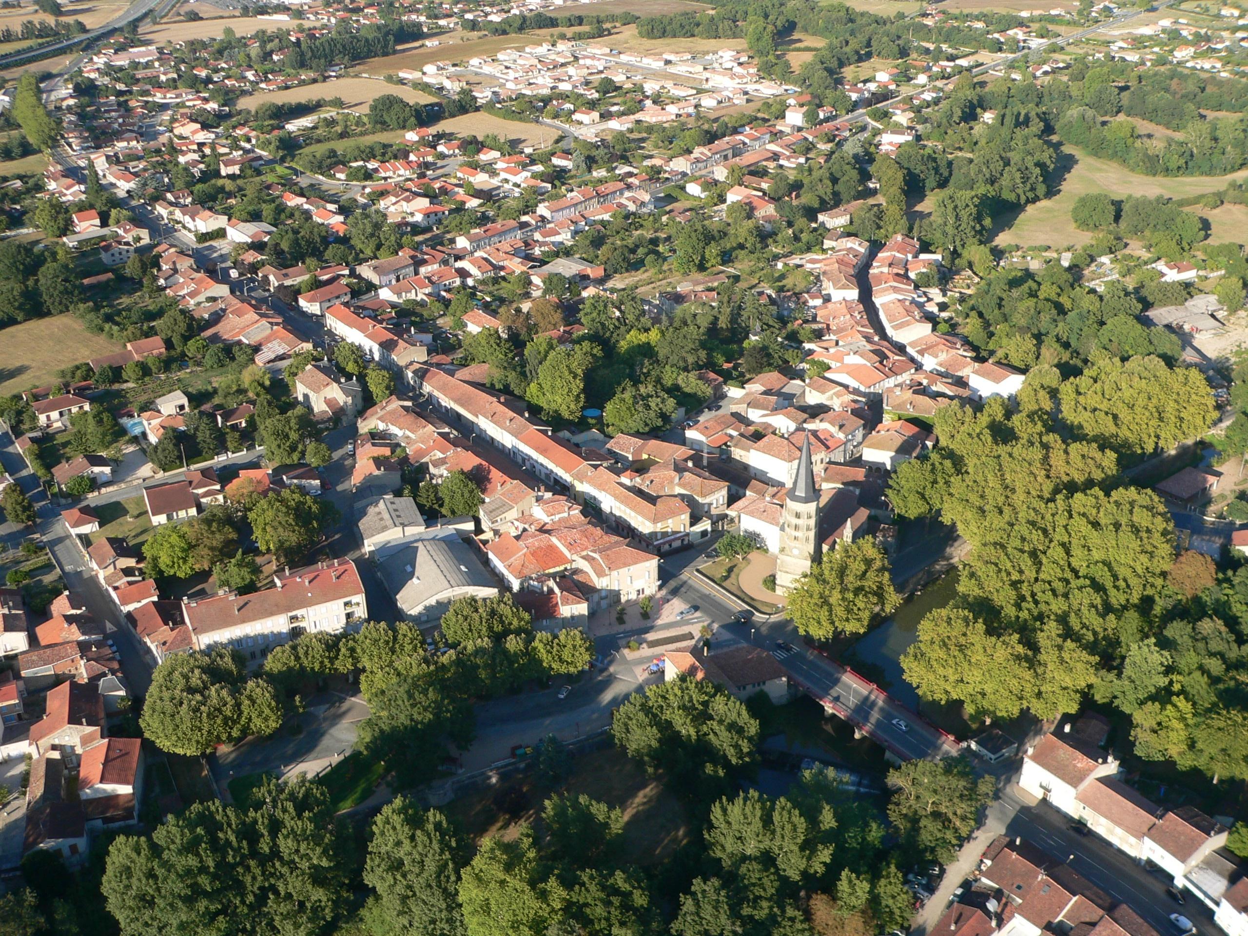 Mairie de Soual - Place de la Mairie