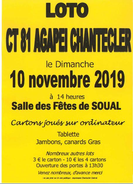 Loto Chanteclerc
