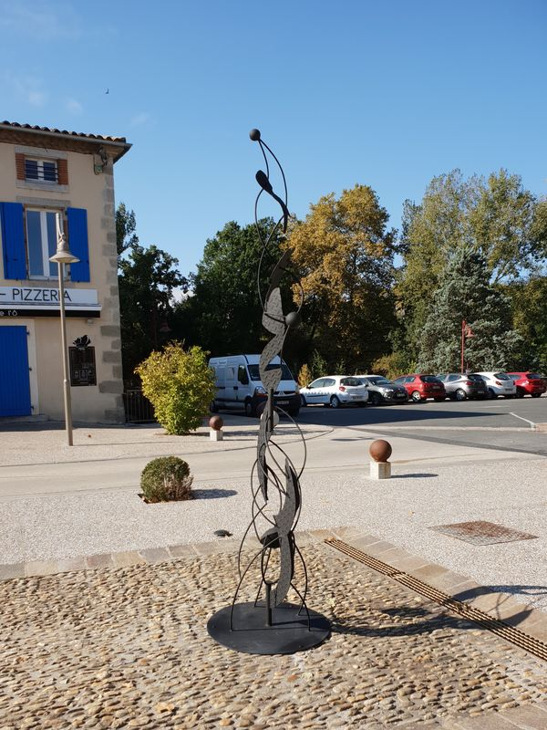 Sculpture - Octobre 2018