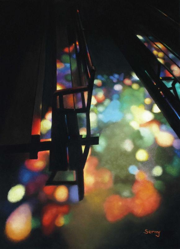 Lumières éphémères