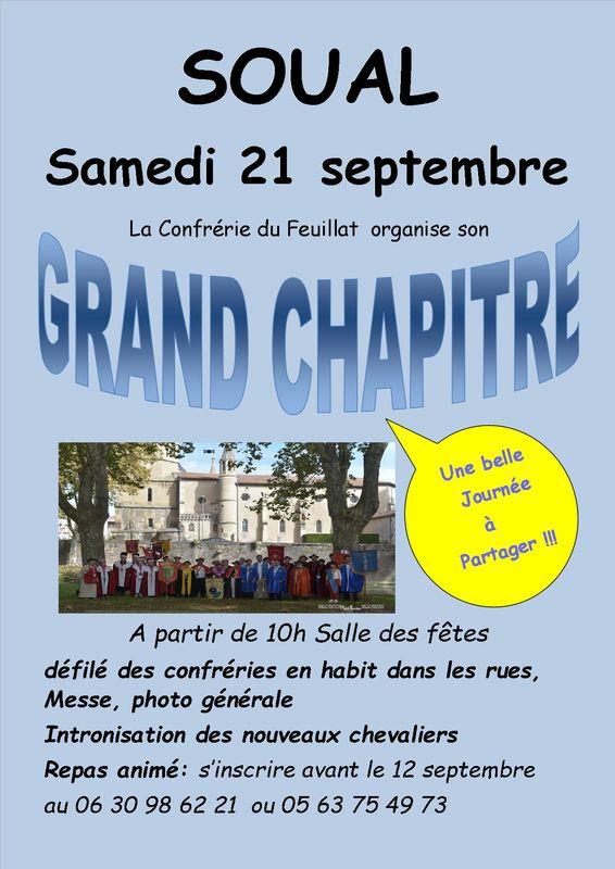 Grand Chapitre 2019