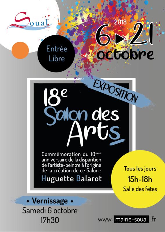 Salon des Arts 2018