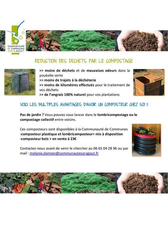 Composteur CCSA