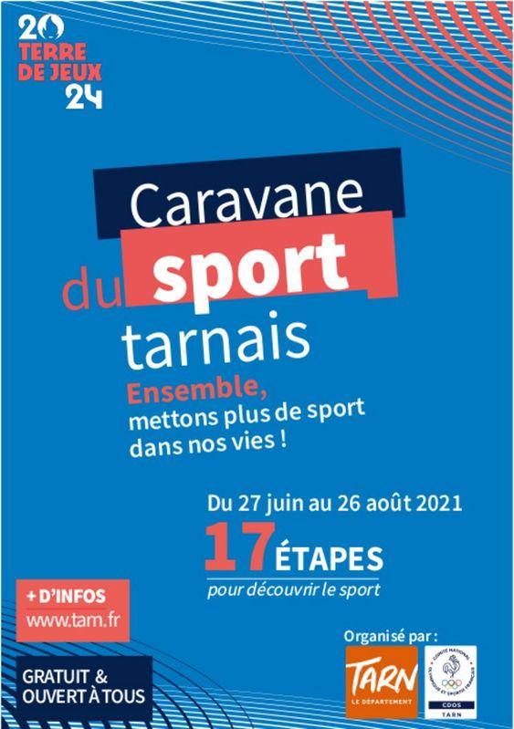 Caravane du sport tarnais
