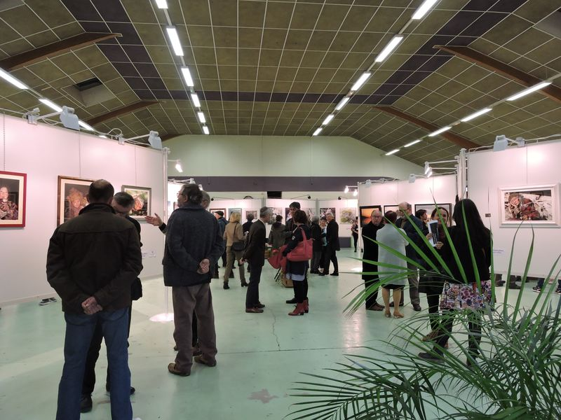 Vernissage du salon