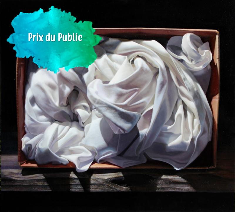 Prix du Public - Aude SALONI