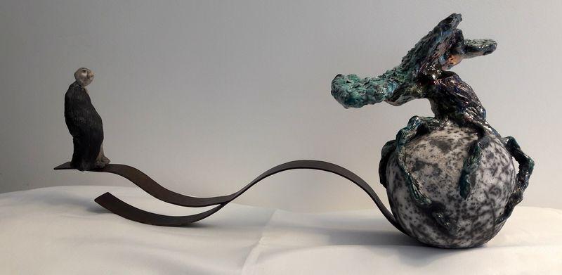 Prix Sculpture - Catherine ROULIER