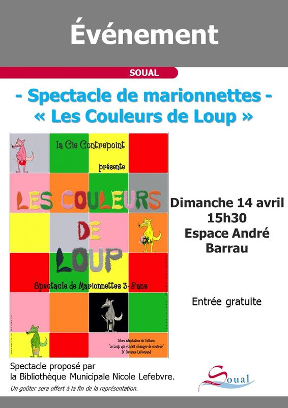 Spectacle Marionnettes