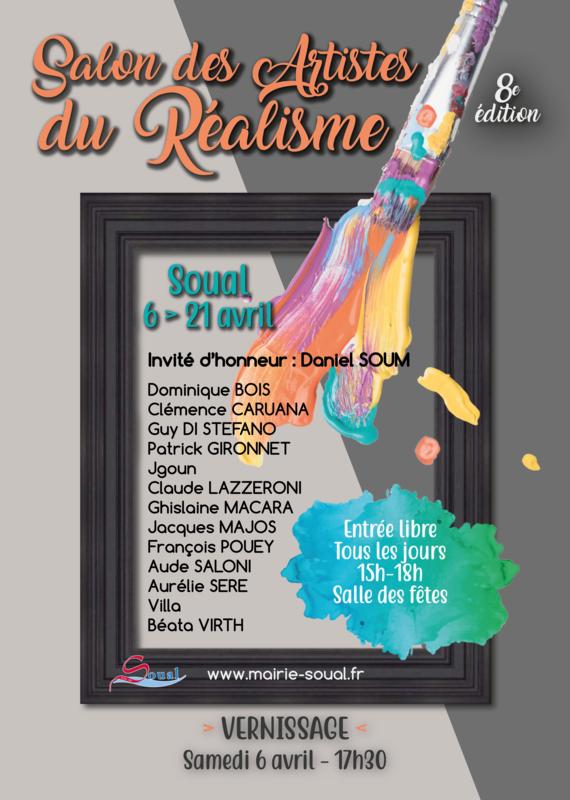 8ème Salon des Artistes du Réalisme